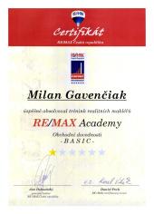 REMAX Academy - Obchodní dovednosti - BASIC