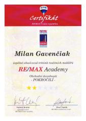 REMAX Academy - Obchodní dovednosti - POKROČILÍ