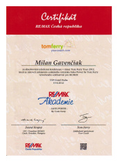 REMAX Academy - SALES POWER By Tom Ferry